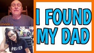 Video I FOUND MY DAD ON OMEGLE MP3, 3GP, MP4, WEBM, AVI, FLV Juni 2018