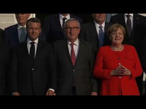 Με απουσίες και σε κλίμα διχασμού η μίνι Σύνοδος της ΕΕ για το μεταναστευτικό…