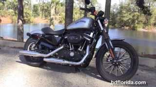 10. New 2015 Harley Davidson Sportster Iron 883 Motorcycles for sale