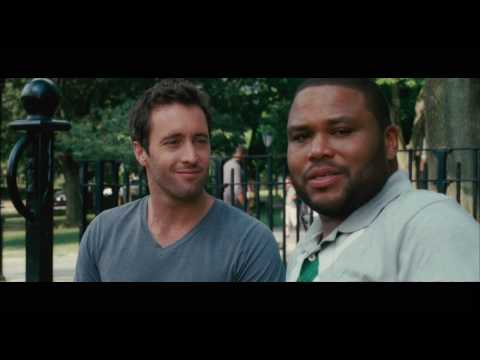 "The Back-up Plan ""It's Awful"" clip Alex O'Loughlin and Anthony Anderson"