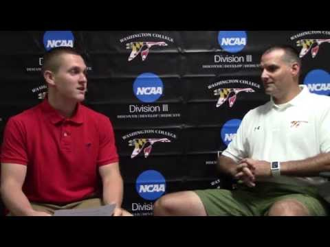 Interview with Coach Aaron Goodman - Elm Sports Network