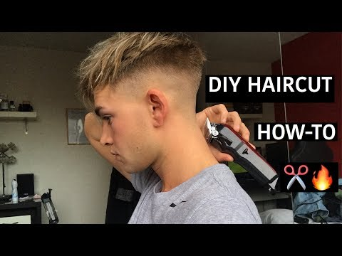 HOW TO CUT YOUR OWN HAIR 2018 | Self-Haircut | Step by Step Tutorial Mens Haircut HD
