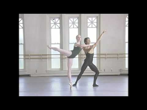 Barbara Bears & Li Cunxin - Ballet is Fun - Partner Work