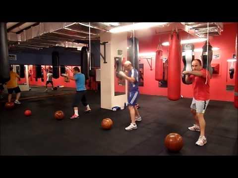 Boxing Fitness | Warm-up  Drills | Partner Drills | Footwork