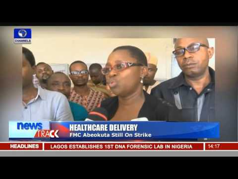 Osun Doctors Vow To Continue With Struggle