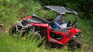 1. TEST RIDE: 2014 Arctic Cat Wildcat Trail
