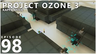 Project Ozone 3 Kappa Mode - WHEN ONE ISN'T ENOUGH [E98] (Modded Minecraft Sky Block)