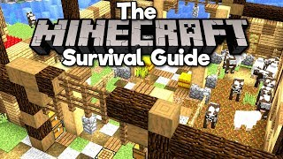 How To Repair Tools! • The Minecraft Survival Guide (1.13 Lets Play / Tutorial) [Part 12]