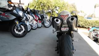 8. 2010 Yamaha YZF-R1