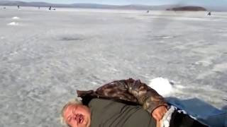 клип пьяный рыбак