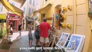 Cannes France  city pictures gallery : Cannes, France - Cannes Walking Tour