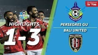 Video Persegres Gresik United vs Bali United: 1-3 All Goals & Highlights MP3, 3GP, MP4, WEBM, AVI, FLV Mei 2018