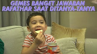 Video JANJI SUCI - Celotehan Rafathar! Gemes Banget Jawaban Rafathar Saat Di Tanya-Tanya (6/7/19) Part 3 MP3, 3GP, MP4, WEBM, AVI, FLV Agustus 2019
