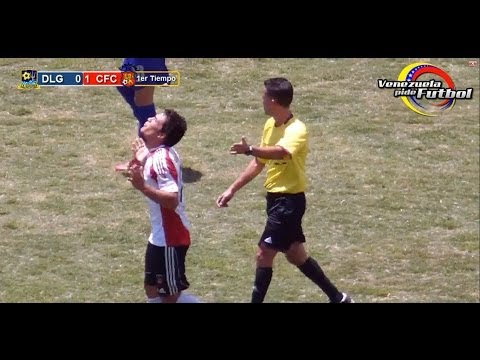 Deportivo La Guaira vs Caracas FC