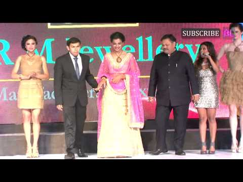 The unveiling of G & J times by Mugdha Godse