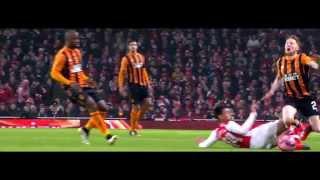 Francis Coquelin Vs Hull City 4/1/15 1080p HD