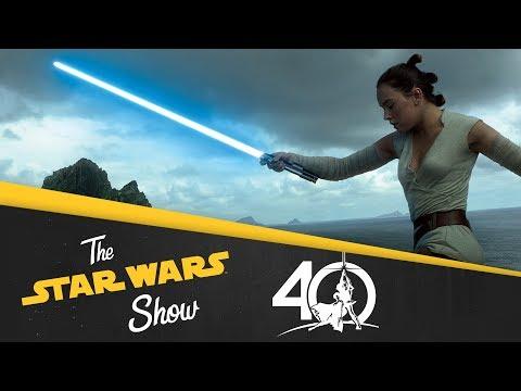 Star Wars: Los Últimos Jedi - New The Last Jedi Details, Talking Thrawn with Timothy Zahn & the 40th Anniversary of Star Wars?>