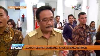 Video Cerita Djarot Saat Kunjungi Ahok di Mako Brimob MP3, 3GP, MP4, WEBM, AVI, FLV Desember 2017
