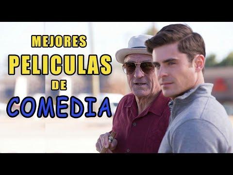 Top 10 mejores PELÍCULAS de COMEDIA 😃 (Trailers)