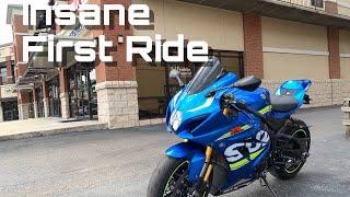 6. 2019 Suzuki GSX-R 1000R First Ride/Review