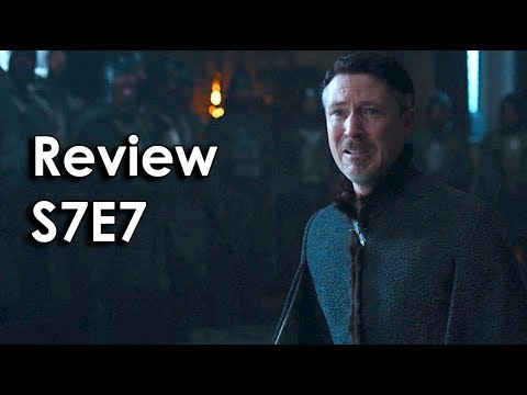 Ozzy Man Reviews Game of Thrones Season 7 Episode 158328462666788792