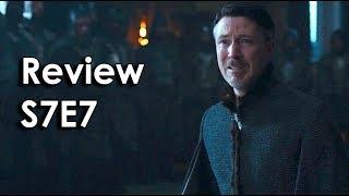Video Ozzy Man Reviews: Game of Thrones - Season 7 Episode 7 MP3, 3GP, MP4, WEBM, AVI, FLV Desember 2017