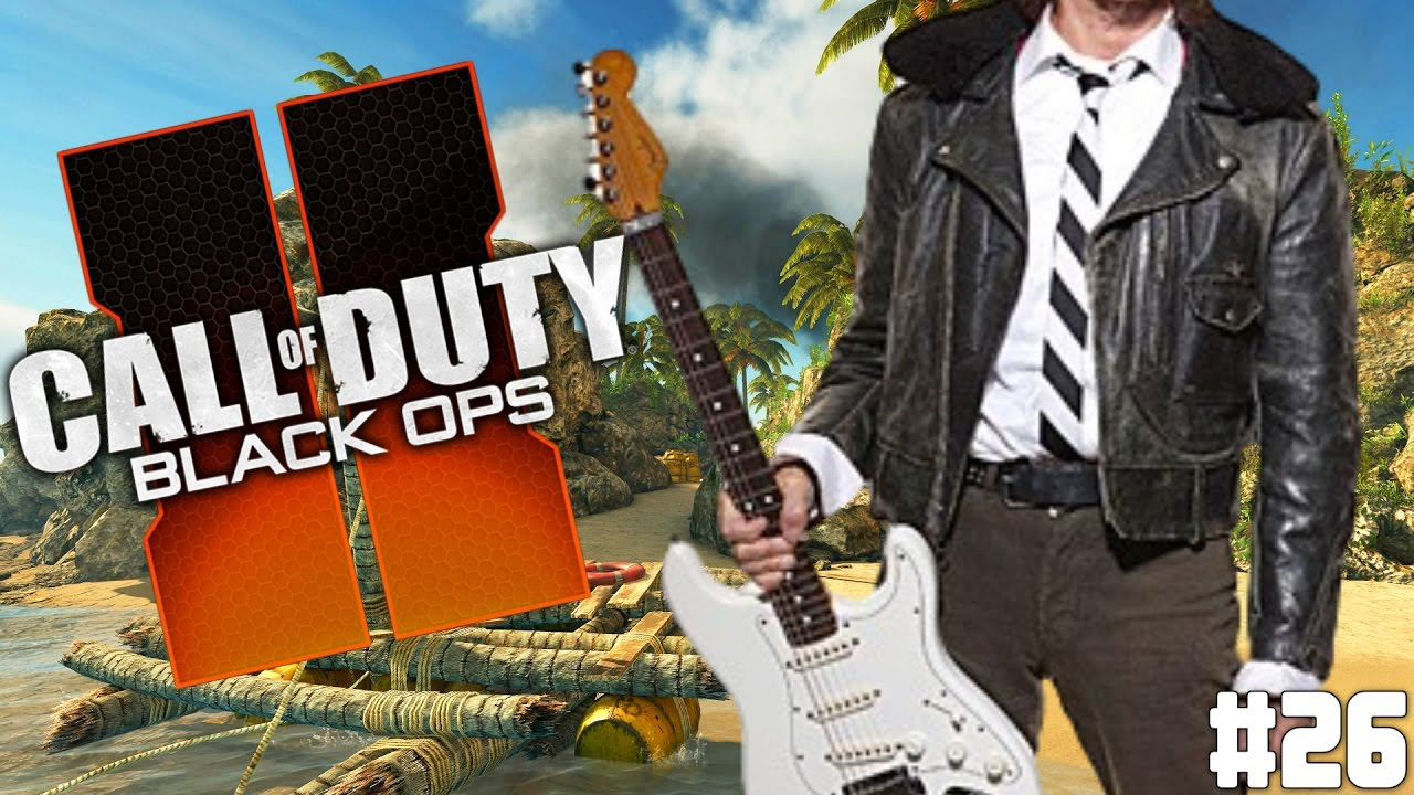 Playing Guitar on Black Ops 2 Ep. 26 – Video Game Themes
