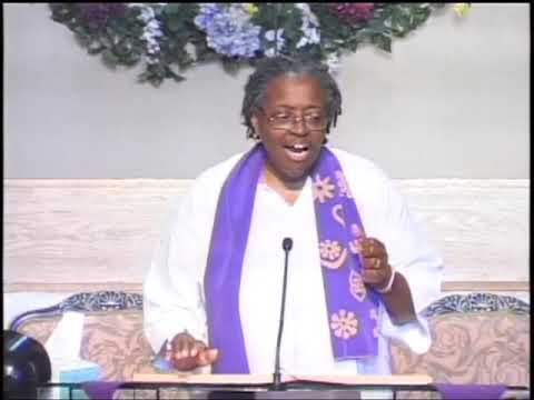 Rev. Beverly Saunders Biddle, Guest Speaker