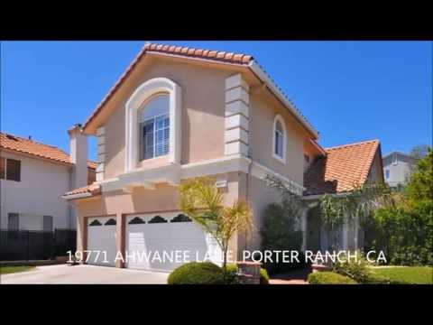 "Porter Ranch ""Heights"" Home For Sale 