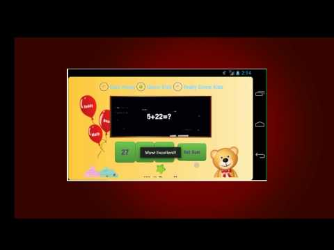 Video of Teddy Bear Math