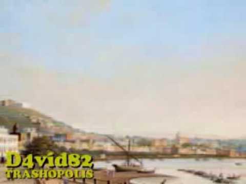 Gennaro D'Auria – L'uomo nudo a Mergellina – By D4vid82