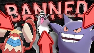 OBSTAGOON, GENGAR & CRAWDAUNT BANNED! MORE BL KNIGHTS ON SMOGON! Pokemon Sword and Shield! by PokeaimMD