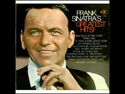 This Town (Song) by Frank Sinatra