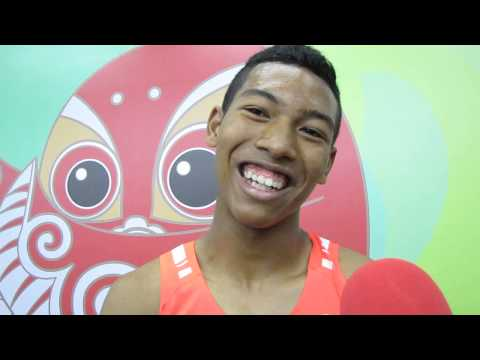 Abdul Hakim Sani Brown wants Rio 2016 Olympic medal
