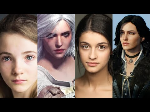 Ciri and Yen Casting Thoughts - The Witcher Netflix Series
