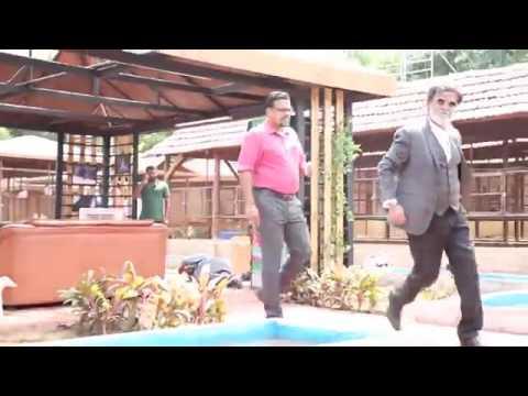 Kabali Tamil Movie Making   Rajinikanth   Pa Ranjith   Santhosh Narayanan   V Creations   YouTube 36