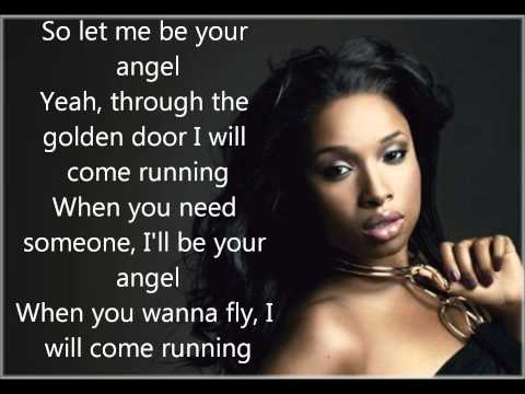 Tekst piosenki Jennifer Hudson - Angel po polsku