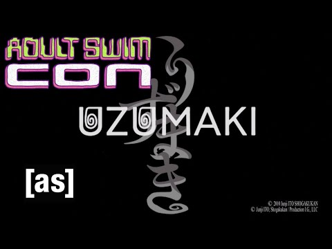 Uzumaki Teaser Trailer (Coming 2021) | Toonami Special Edition | Adult Swim Con