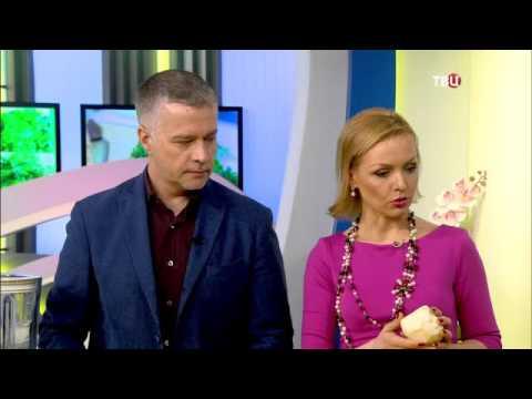 Анна Чайкина в эфире программы УТРО на ТВЦ (видео)