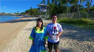 A silent dronie (selfie+drone) clip, shot at Noumea, New Caledonia. Check out our final compilation vid!