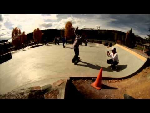 First Tube Breckenridge Colorado Skatepark