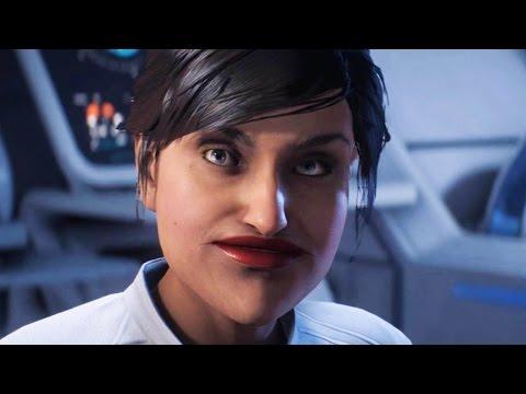 Нарезка стрима - Mass Effect: Andromeda