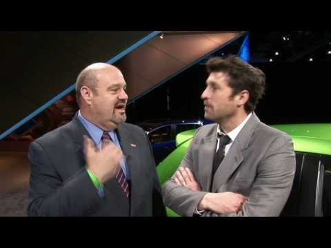 Mazda Man Patrick Dempsey Interview