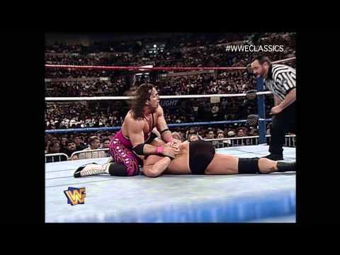 Bret Hart vs Stone Cold (1996)