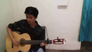(Irwansyah feat acha septriasa) My Heart - Tama fingerstyle