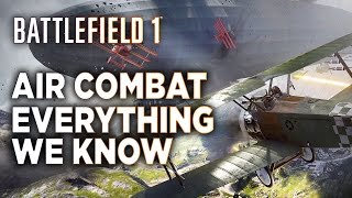 How Battlefield 1's Air Combat Has Changed by GameSpot