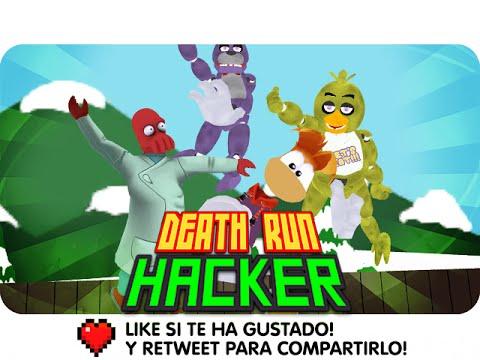 DEATHRUN HACKER! | Garrys Mod Death-Run