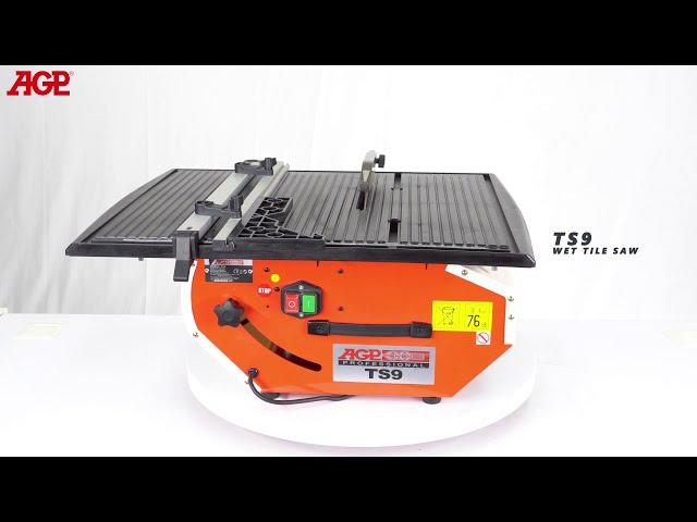 AGP TS9 230mm (9