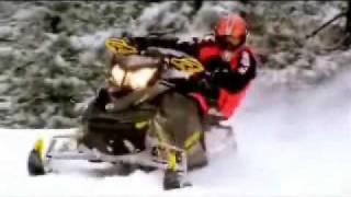 3. 2008 Ski Doo MXZ Snowmobiles