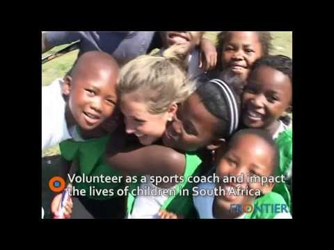 South Africa Volunteer Sports Coaching